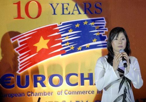 Cô gái đầu tiên hát Bonjour Vietnam và con đường nổi tiếng vì sự cố bất ngờ - Ảnh 2.
