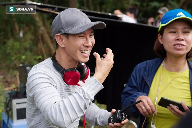 Huy Khánh, Kiều Minh Tuấn bị chôn sống trên phim trường Lật mặt 3 - Ảnh 2.