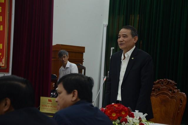 Bí thư Trương Quang Nghĩa: Đà Nẵng sẽ không xây nhà cao tầng ở trung tâm - Ảnh 1.