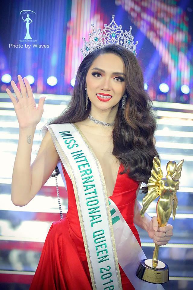 Trưởng BGK Hoa hậu Chuyển giới Quốc tế ca ngợi Hương Giang hết lời với truyền thông Thái Lan - Ảnh 3.