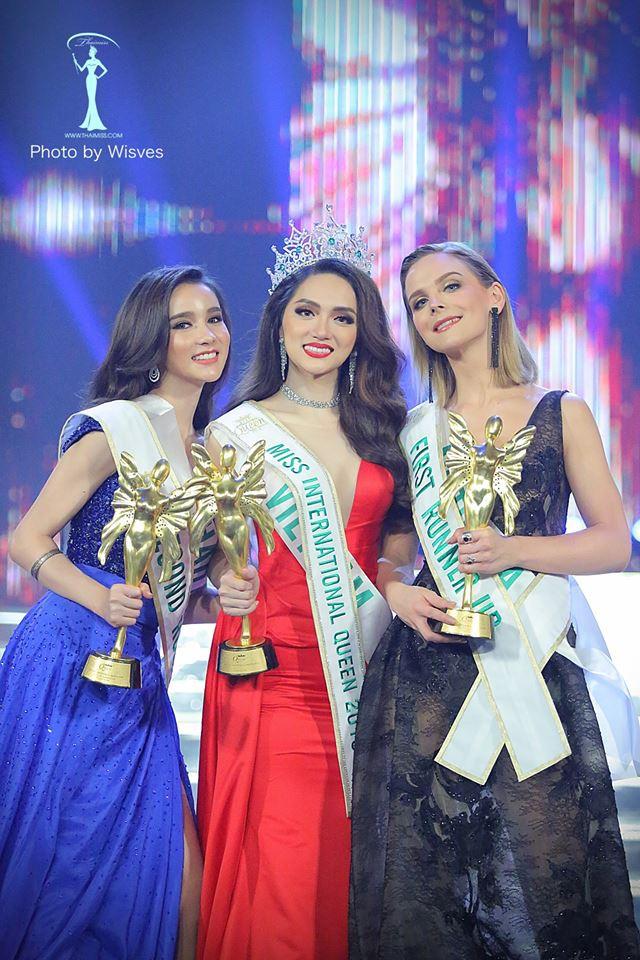 Trưởng BGK Hoa hậu Chuyển giới Quốc tế ca ngợi Hương Giang hết lời với truyền thông Thái Lan - Ảnh 4.