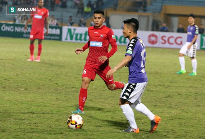Sao U23 Việt Nam chưa nóng máy, V-League vẫn đạt thành tích hiếm có - Ảnh 4.