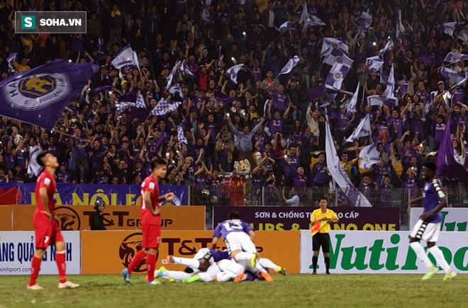 Sao U23 Việt Nam chưa nóng máy, V-League vẫn đạt thành tích hiếm có - Ảnh 2.