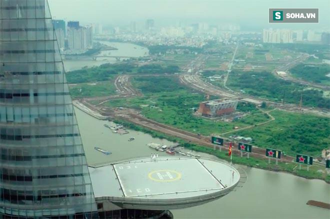 Bối cảnh đặc biệt trong phim Mike Tyson, Trương Quân Ninh sang Việt Nam đóng - Ảnh 2.