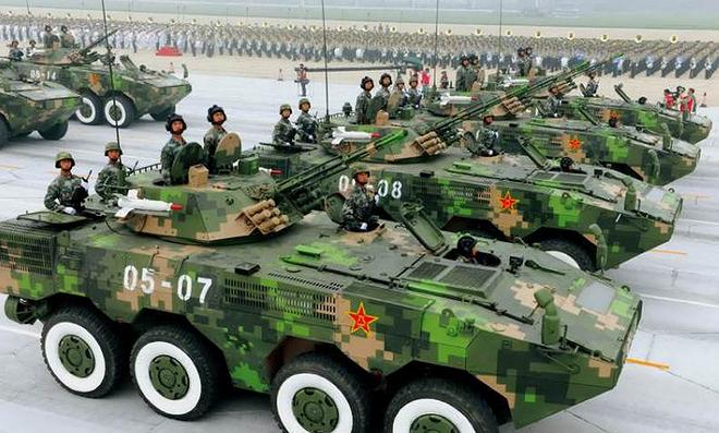 10 loại thiết giáp nguy hiểm nhất của Quân đội Trung Quốc - Ảnh 17.