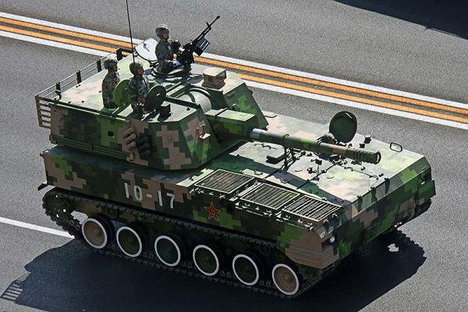 10 loại thiết giáp nguy hiểm nhất của Quân đội Trung Quốc - Ảnh 7.