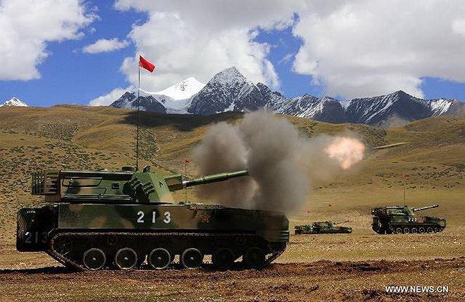 10 loại thiết giáp nguy hiểm nhất của Quân đội Trung Quốc - Ảnh 8.