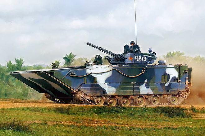 10 loại thiết giáp nguy hiểm nhất của Quân đội Trung Quốc - Ảnh 11.