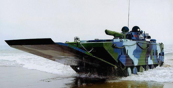10 loại thiết giáp nguy hiểm nhất của Quân đội Trung Quốc - Ảnh 12.
