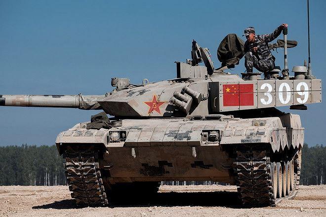 10 loại thiết giáp nguy hiểm nhất của Quân đội Trung Quốc - Ảnh 4.