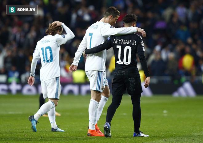 Xuất hiện thế lực bất ngờ chống lưng Real Madrid cướp Neymar trước World Cup 2018 - Ảnh 1.