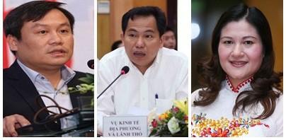 Thủ tướng vừa có quyết định bổ nhiệm 3 Thứ trưởng - Ảnh 1.