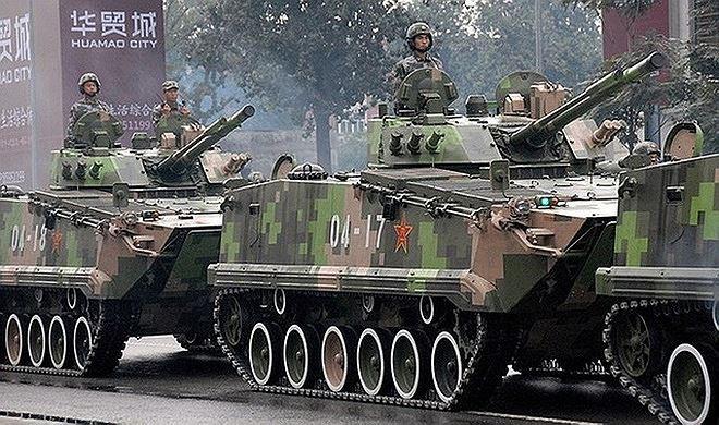 10 loại thiết giáp nguy hiểm nhất của Quân đội Trung Quốc - Ảnh 10.