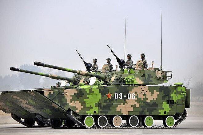 10 loại thiết giáp nguy hiểm nhất của Quân đội Trung Quốc - Ảnh 13.