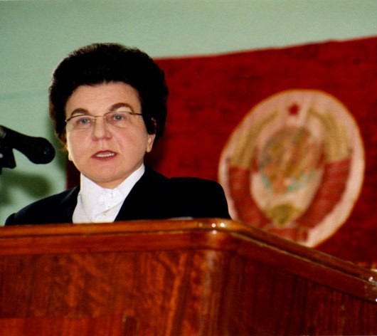 Người phụ nữ khiến cả Liên Xô dậy sóng, Bộ chính trị phải họp bất thường 2 ngày là ai? - Ảnh 1.