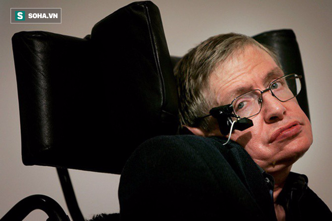 """""""Thiên tài vật lý"""" Stephen Hawking qua đời ở tuổi 76 - Ảnh 1."""