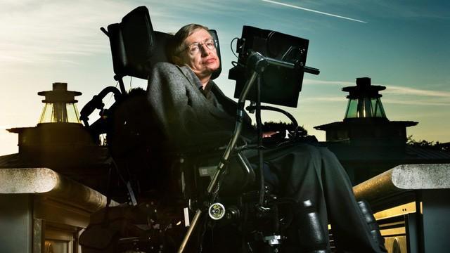 8 tuổi mới biết đọc, từng là sinh viên lười, điều gì khiến Stephen Hawking nỗ lực làm nên điều kỳ diệu nhất cuộc đời? - Ảnh 2.