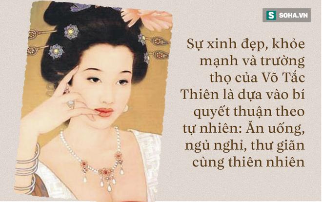 Võ Tắc Thiên: Nữ vương sống thọ, khỏe mạnh và xinh đẹp bậc nhất TQ nhờ 2 chữ vàng - Ảnh 6.