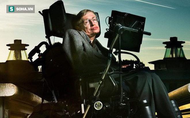 Stephen Hawking là nhà khoa học vĩ đại không phải vì căn bệnh ông mang! - Ảnh 1.