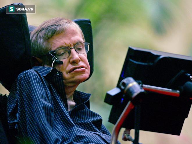 Vũ trụ, thời gian, tình yêu và Stephen Hawking - Ảnh 1.