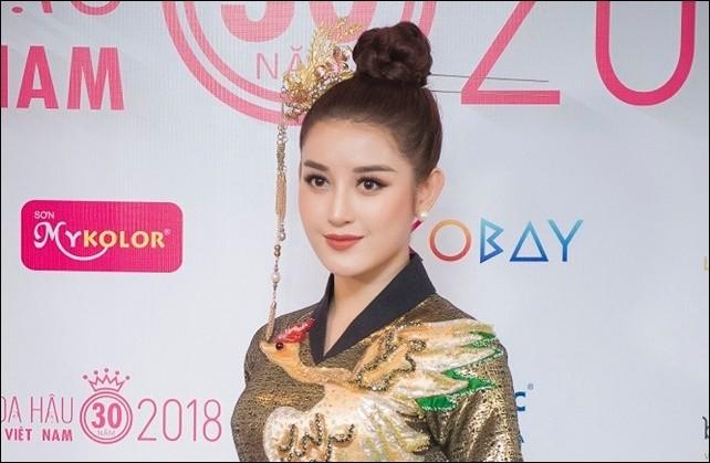 VIDEO: Hoa hậu Kỳ Duyên nói gì về mối quan hệ với Á hậu Huyền My? - Ảnh 1.