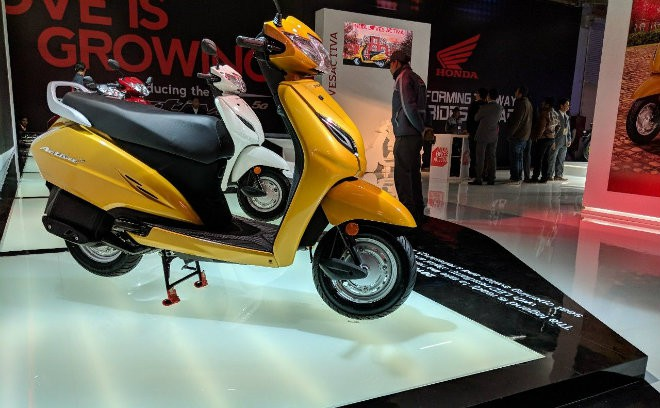 Cận cảnh mẫu Honda Activa 5G, chị em song sinh với Lead, giá chỉ 18 triệu đồng - Ảnh 2.