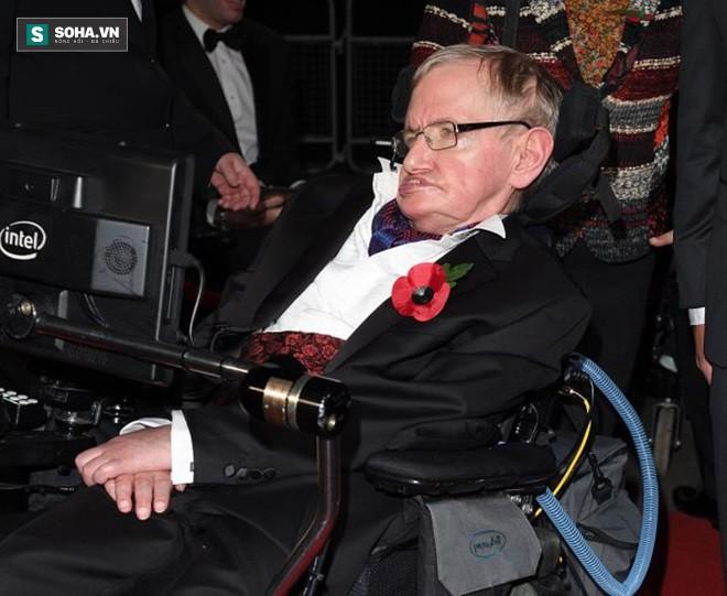 Cuộc phỏng vấn tiết lộ ước vọng của chính Stephen Hawking về ngày cuối đời - Ảnh 1.