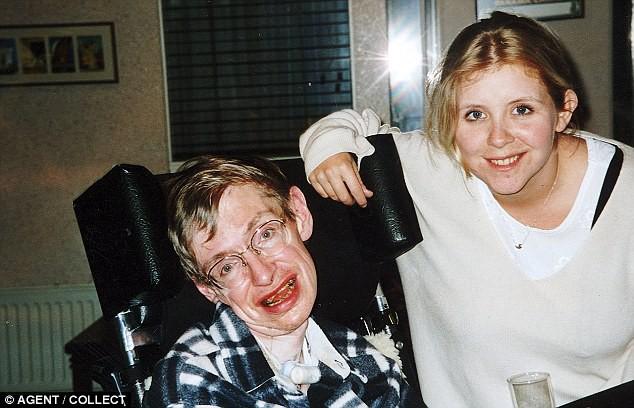 Sự nghiệp ba người con của Stephen Hawking - kết tinh tình yêu của giáo sư và vợ đầu - Ảnh 7.
