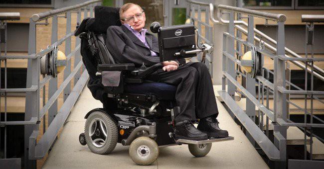Vũ trụ, thời gian, tình yêu và Stephen Hawking - Ảnh 3.