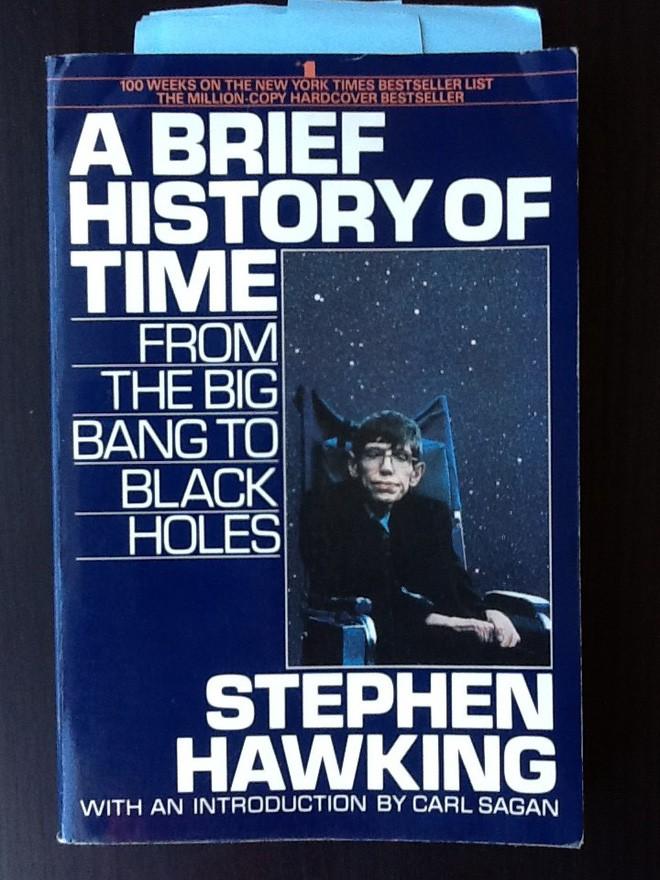 Vũ trụ, thời gian, tình yêu và Stephen Hawking - Ảnh 4.