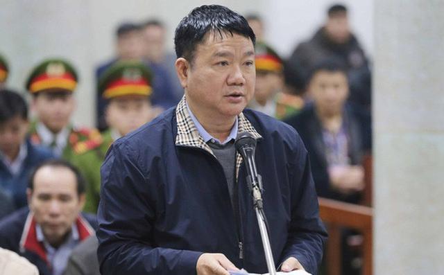 Luật sư: Sức khỏe ông Đinh La Thăng tốt và tinh thần ổn định để giải trình các vấn đề - Ảnh 2.