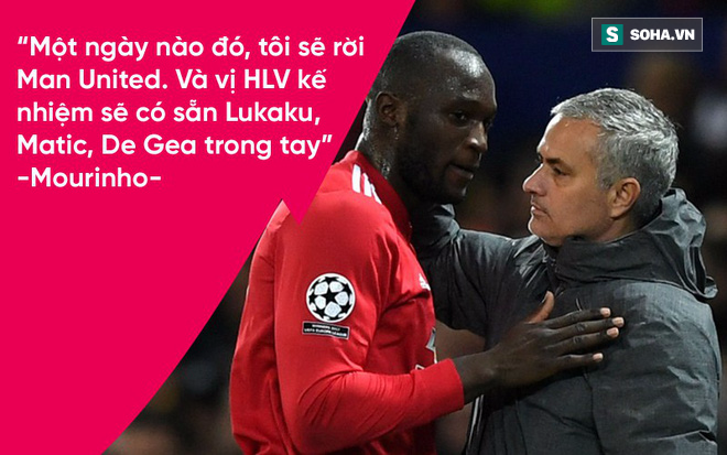 Dành 12 phút nã đạn vào quá khứ, Mourinho dẹp yên cơn bão lớn trong lòng Man United - Ảnh 4.
