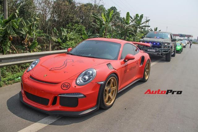 Kết thúc Car & Passion, Porsche 911 GT3 RS của Cường Đô la được rao bán lại - Ảnh 2.