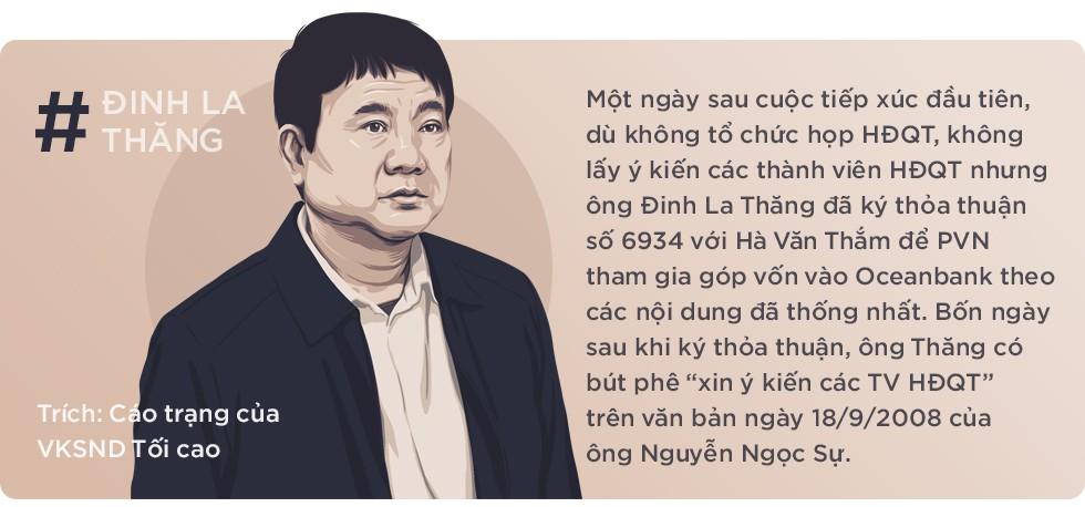 Ông Đinh La Thăng và cuộc đàm phán thần tốc với Hà Văn Thắm - Ảnh 2.