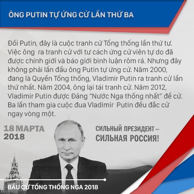 Bầu cử tổng thống Nga 2018: Ông Putin đi bỏ phiếu tại cùng địa điểm tổng tuyển cử 2012 - Ảnh 4.