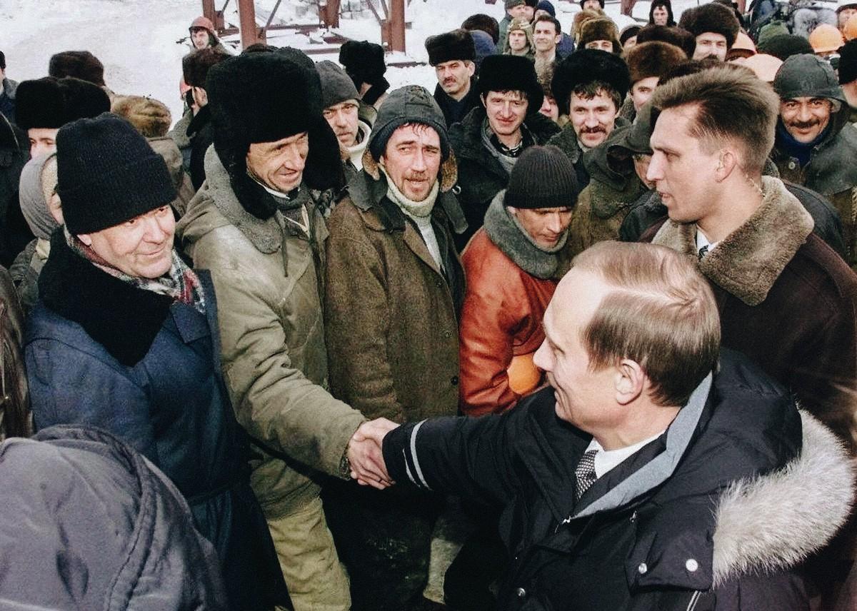 Tổng thống Putin: 2 thập kỷ định hình nước Nga và 6 năm đầy thách thức phía trước - Ảnh 8.