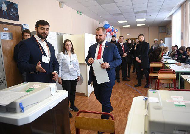 Bầu cử tổng thống Nga: Cử tri tại Anh không bị cản trở bỏ phiếu giữa căng thẳng ngoại giao - Ảnh 5.