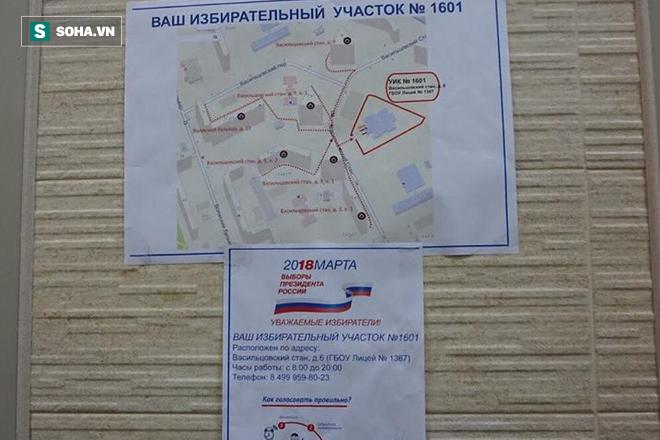 Bầu cử tổng thống Nga suôn sẻ bất thường tại Syria giữa nghi vấn Mỹ chuẩn bị tấn công - Ảnh 9.