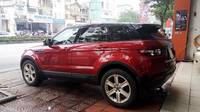 Range Rover Evoque từng của ca sĩ Tuấn Hưng được rao bán lại giá 1,53 tỷ đồng - Ảnh 3.