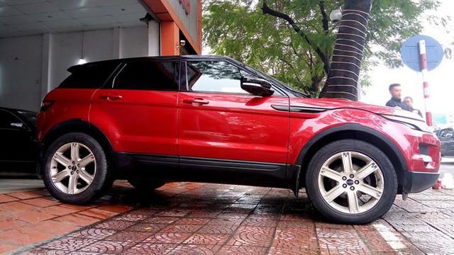 Range Rover Evoque từng của ca sĩ Tuấn Hưng được rao bán lại giá 1,53 tỷ đồng - Ảnh 5.