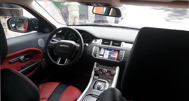 Range Rover Evoque từng của ca sĩ Tuấn Hưng được rao bán lại giá 1,53 tỷ đồng - Ảnh 7.