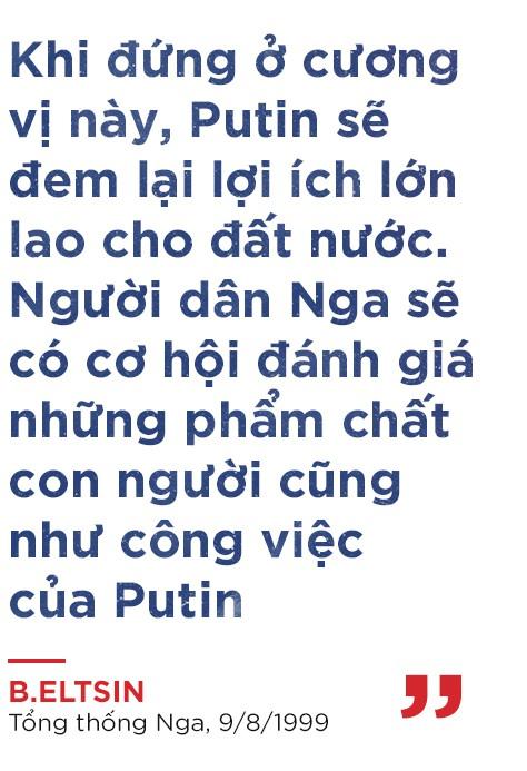 Tổng thống Putin: 2 thập kỷ định hình nước Nga và 6 năm đầy thách thức phía trước - Ảnh 5.