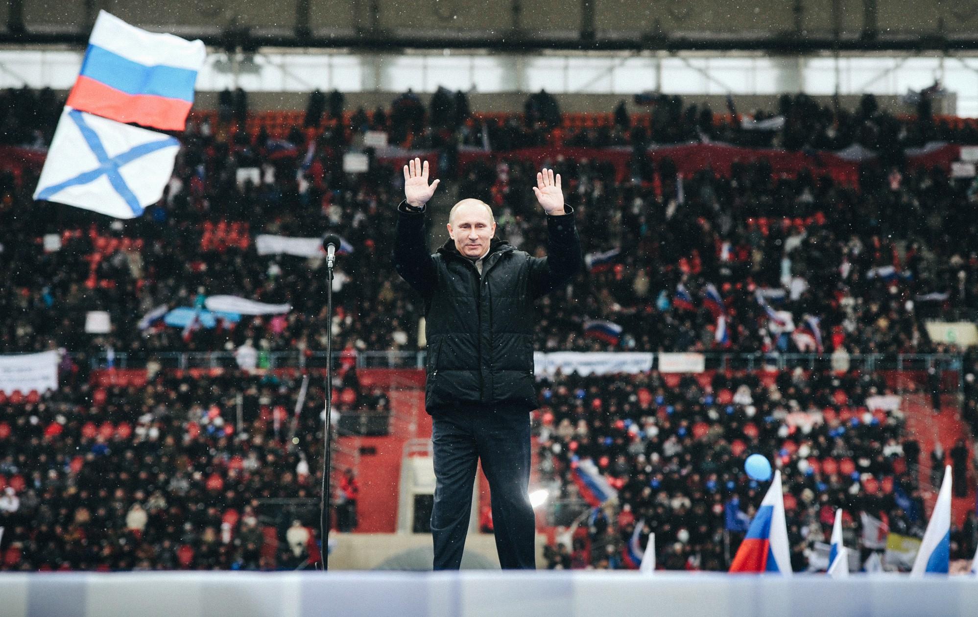 Tổng thống Putin: 2 thập kỷ định hình nước Nga và 6 năm đầy thách thức phía trước - Ảnh 9.