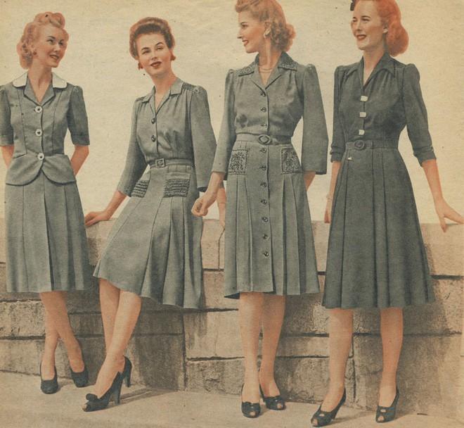 Câu chuyện lịch sử thời trang thế kỷ 20: Từ sự tôn sùng vẻ đẹp gợi cảm đến phong cách siêu giản dị vào cuối những năm 90 - Ảnh 5.