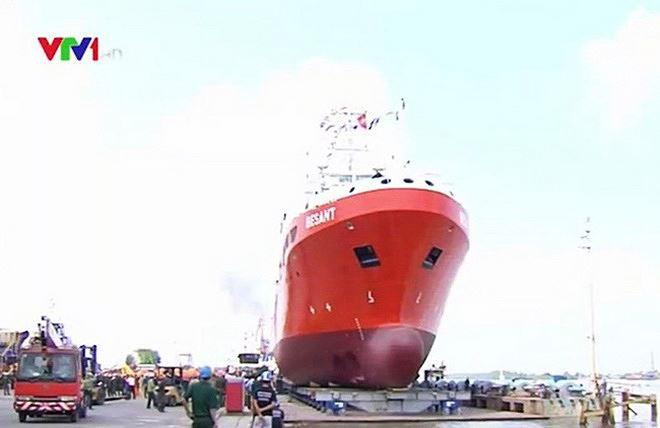 Tính năng ưu việt của bộ đôi tàu cứu hộ tàu ngầm do Việt Nam chế tạo - Ảnh 1.
