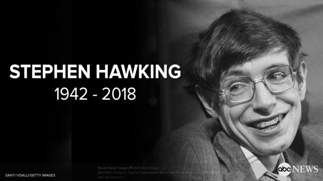 Hai tuần trước khi mất, Stephen Hawking dự đoán kết cục bất ngờ của vũ trụ - Ảnh 4.