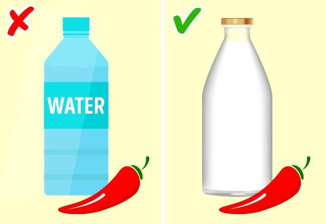 Uống nước sau khi ăn cay là vô dụng, đây mới chính thứ nên dùng sau khi ăn cay - Ảnh 2.
