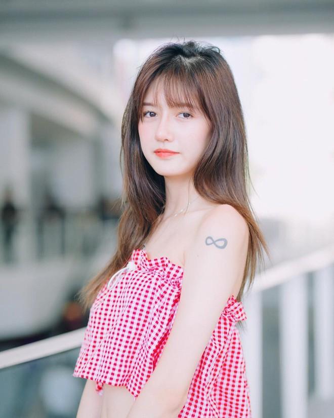 Hơn cả nhan sắc, vòng eo con kiến mới là thứ khiến dân tình trầm trồ về hot girl Thái Lan - Ảnh 11.
