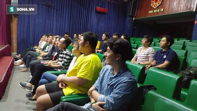 Chuyện chưa từng có tiền lệ trong lò đào tạo diễn viên của Minh Nhí - Ảnh 1.