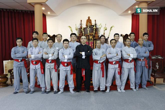 Tổng đàn chủ Vịnh Xuân Nam Anh: Quá nhiều võ sư Việt đang ảo tưởng! - Ảnh 1.